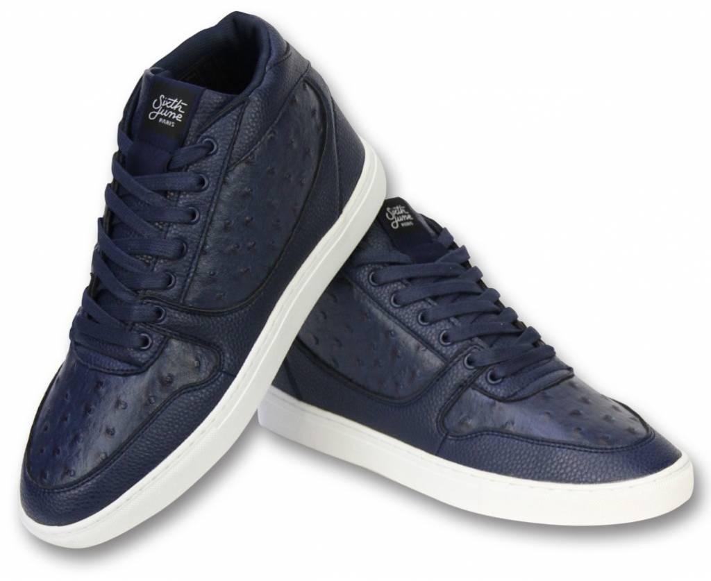 Sixth June Herren Schuhe - Sneaker Herren Nation Peak - Blau