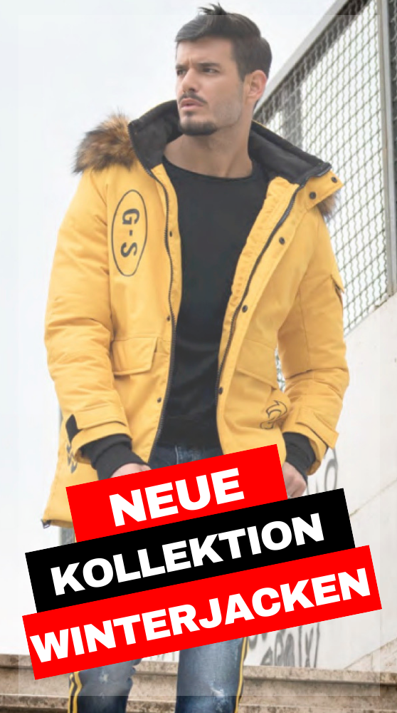 NEUE KOLLEKTION WINTERJACKEN