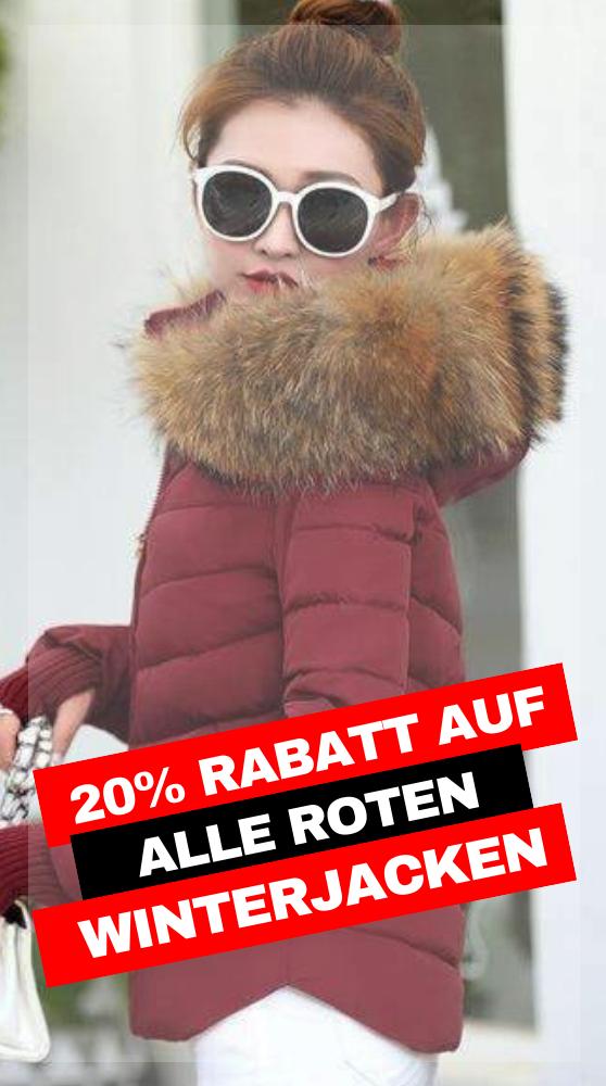20% ROT winterjassen