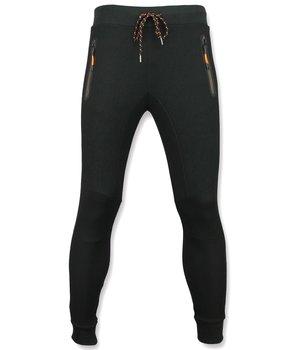 501beafe0f1936 Dünne jogginghose -Coole trainingshose herren - F561 - Schwarz