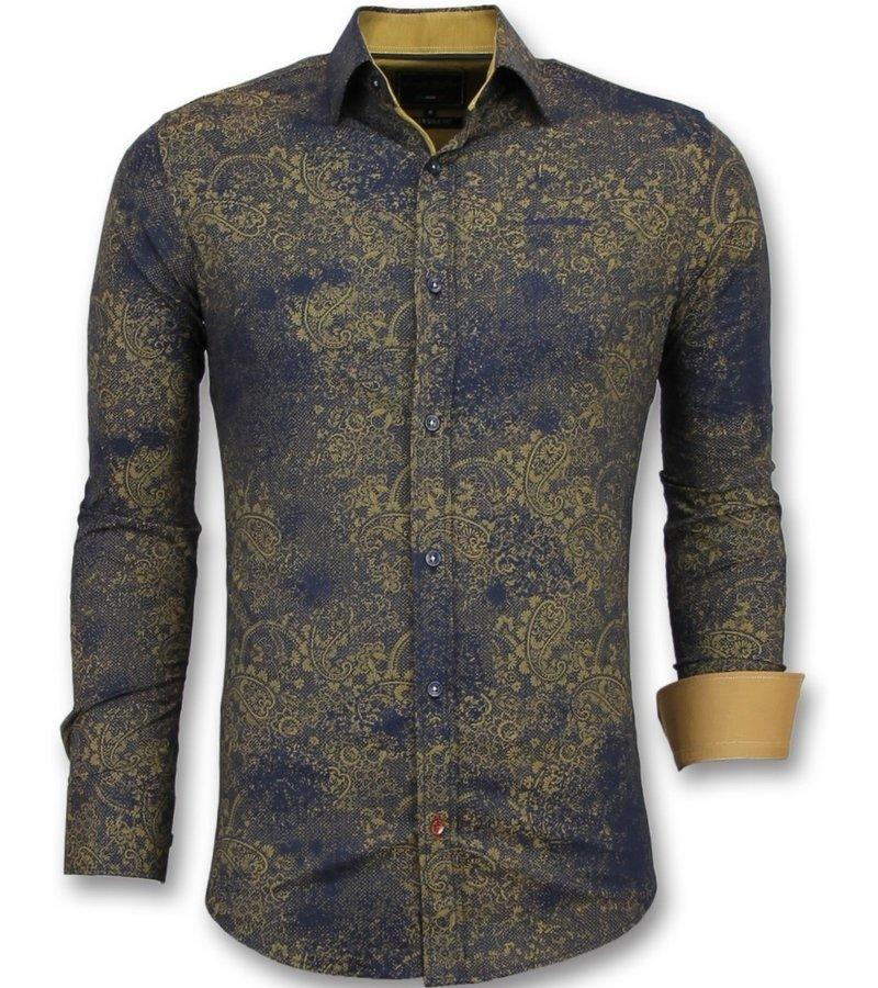 online store 652de 17a95 Paisley hemden für männer | Herrenhemden langarm günstig ...