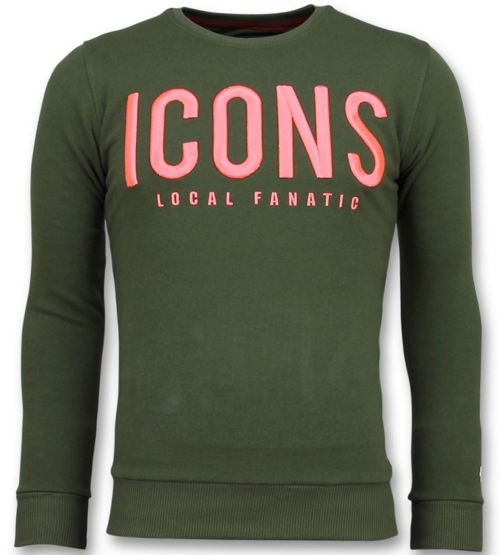 Sweatshirt ICONS | Herren Schöne Pullover |