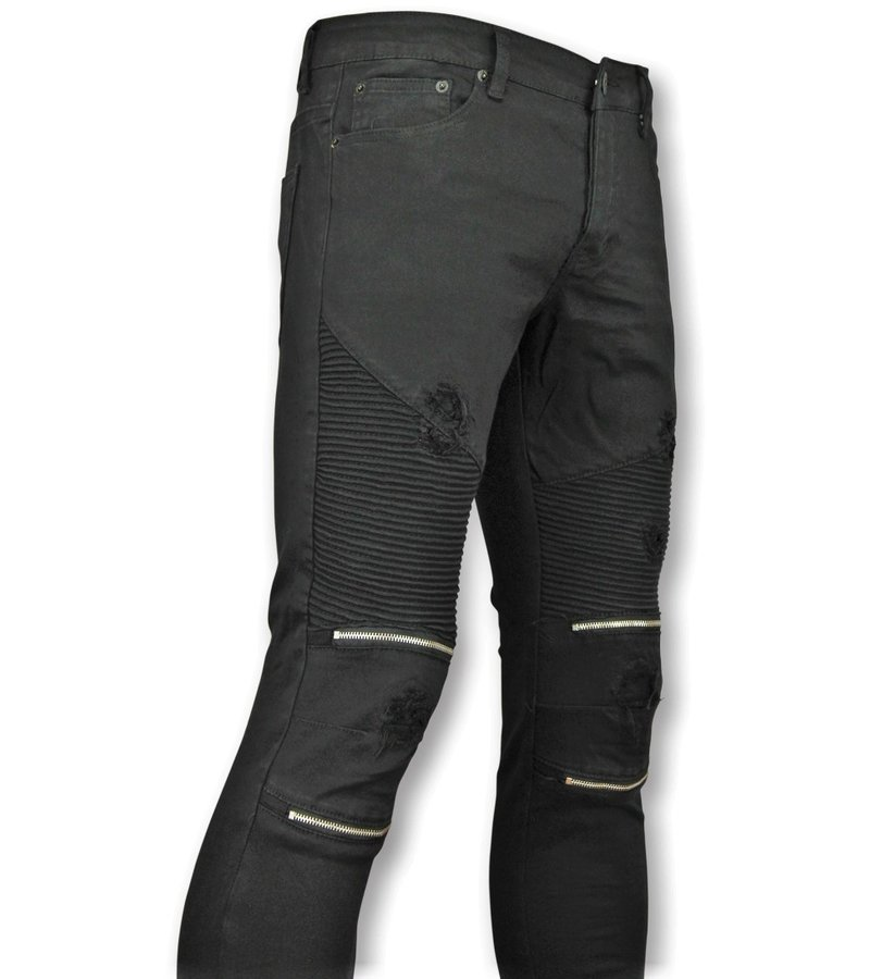 New Stone Zerrissene Jeans Herren - Günstig Online Kaufen Jeans - 3011 - Schwarz