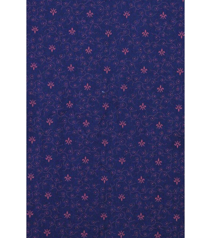 Gentile Bellini Oberhemden Männer - Slim Fit French Lily Bluse - 3029 - Blau