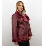 Z-design Lammy Jas dames – Bordeaux