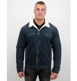 Palablu Herren Jeansjacke - Trucker Jacket - 820 - Blau