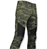New Stone Army Stretch Jeans - Herren Jeans - 3020 - Grün
