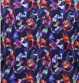 Gentile Bellini Luxus Männer Slim Fit Hemden - 3071 - Orange / Lila