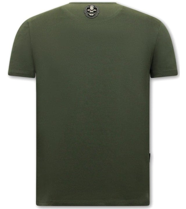 Local Fanatic Childs Play T shirt Männer -  Grün