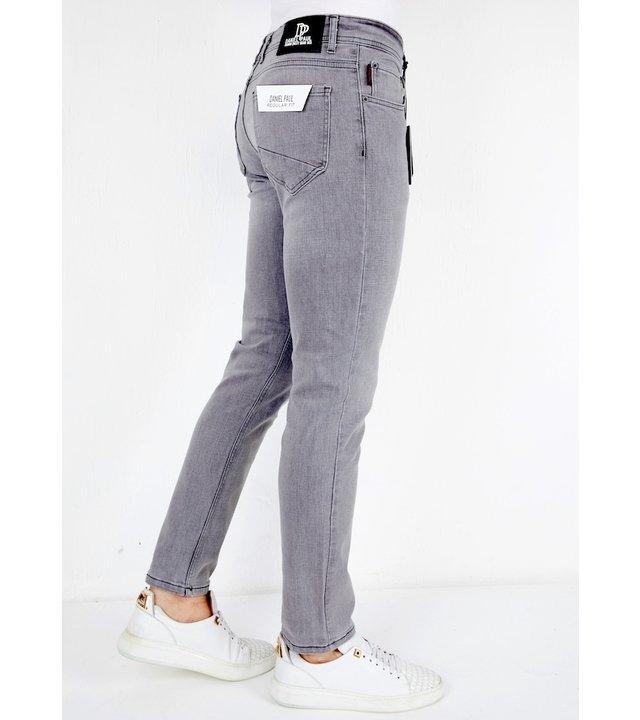 True Rise Coole Jeans Männer - A61.H - Grau