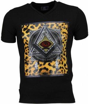 Local Fanatic Mason - T Shirt Herren - Schwarz