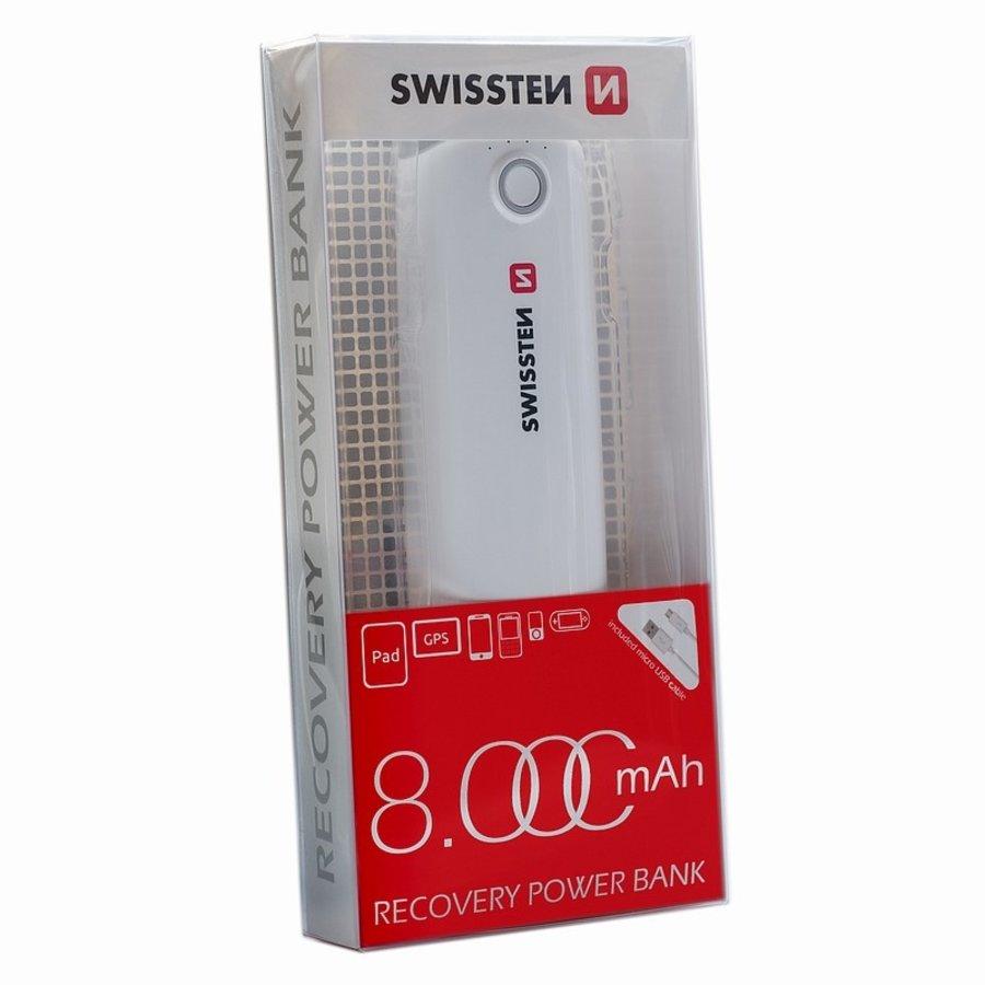 Swissten Recovery Powerbank 8000mAh-3