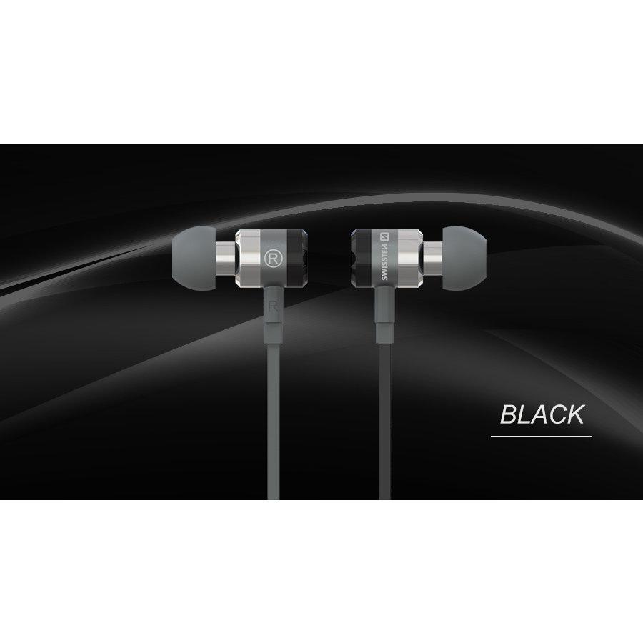 Swissten Headset  Superbass YS900 Zwart-2