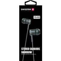 thumb-Swissten Headset Rainbow YS-D2 Zwart-2