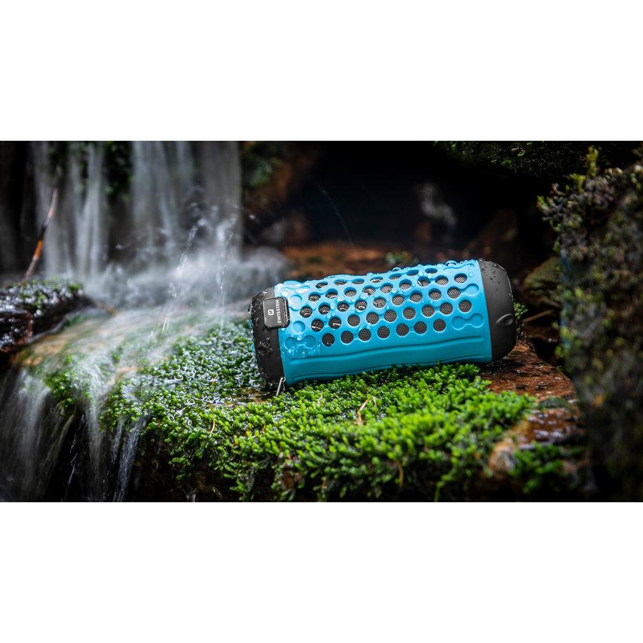 Swissten Bluetooth Speaker X-Boom Blauw-2