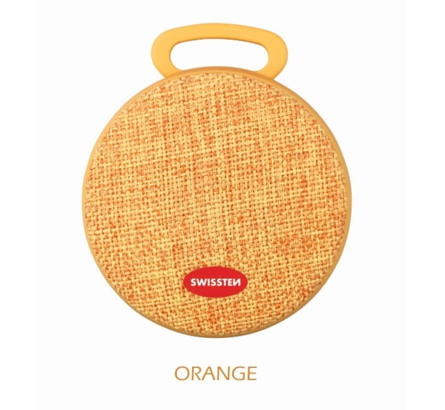 Swissten Bluetooth Speaker X-Style Oranje