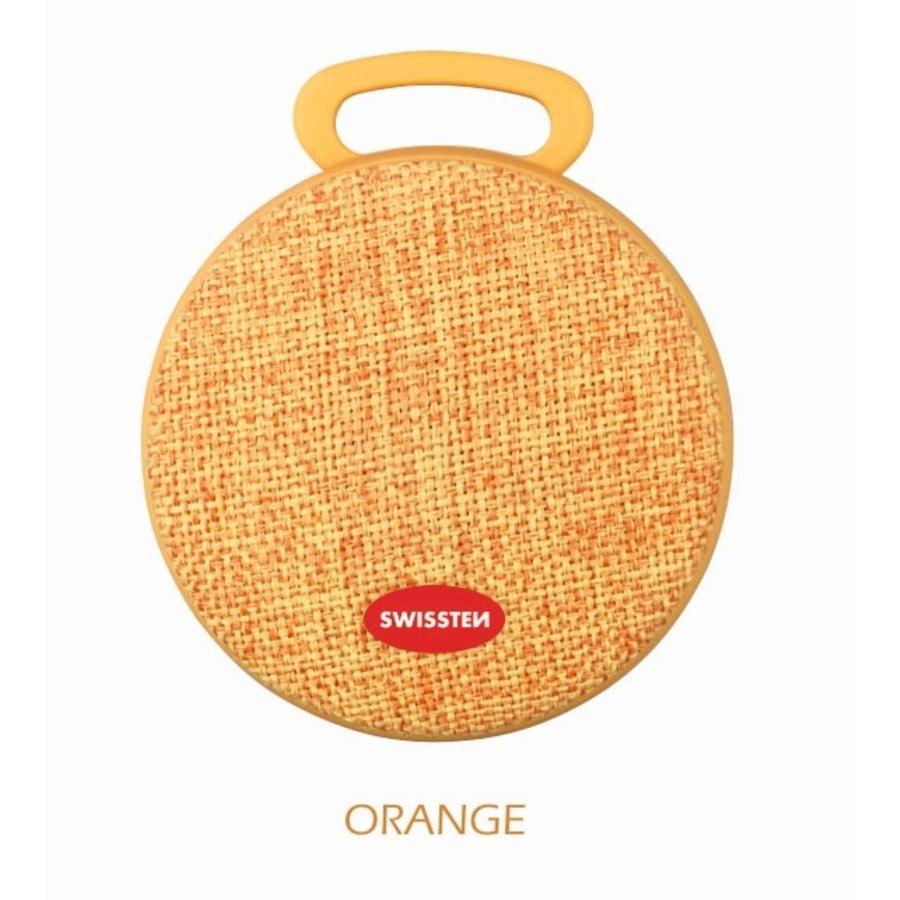 Swissten Bluetooth Speaker X-Style Oranje-1