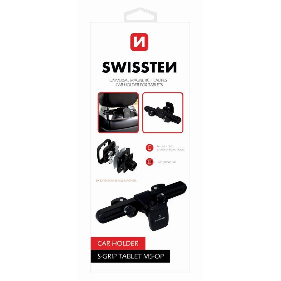 Swissten Telefoonhouder Auto Magneet voor Tablet M5-OP-4