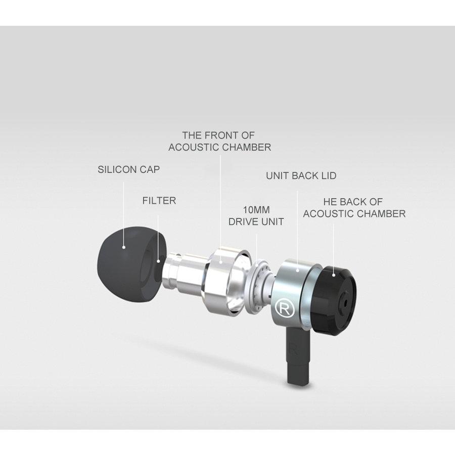 Swissten Headset  Superbass YS900 Blauw-7