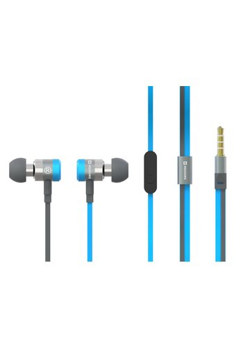 Headset Superbass YS900 Blauw