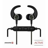 thumb-Swissten Bluetooth Oordopjes Active Zwart-1