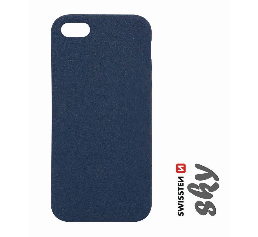 Swissten Sky Case Apple iPhone XS/X Blauw