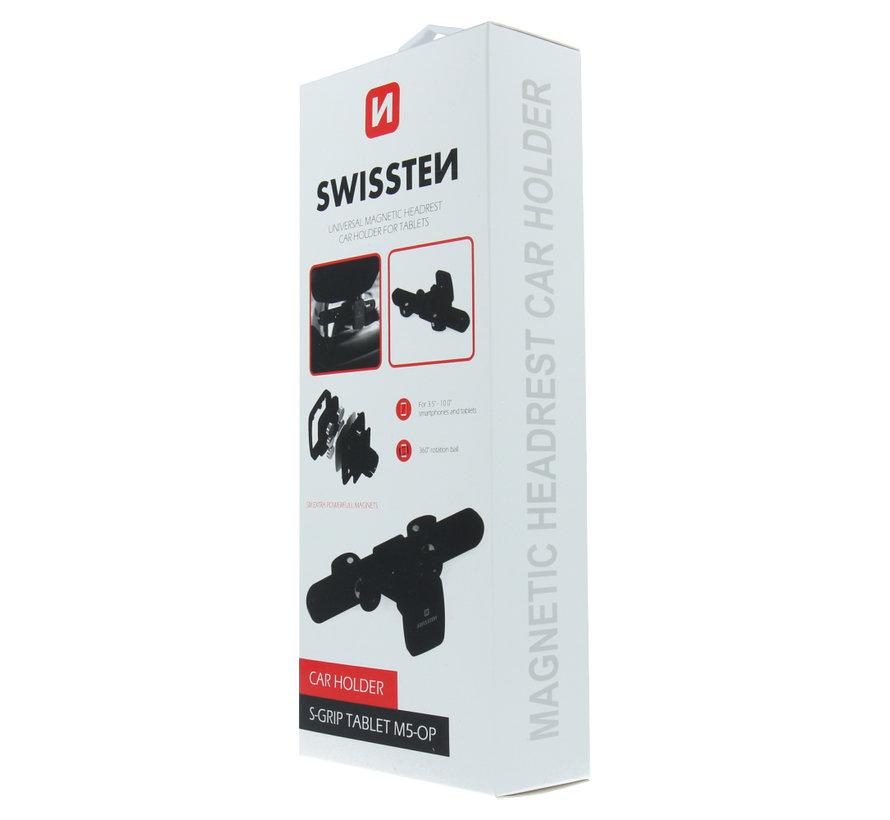 Swissten Tablethouder Auto Magneet M5-OP