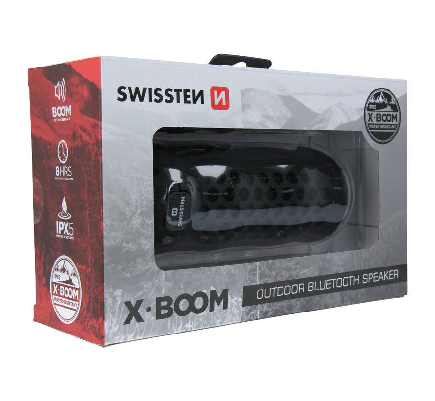 Swissten Bluetooth Speaker X-Boom Zwart