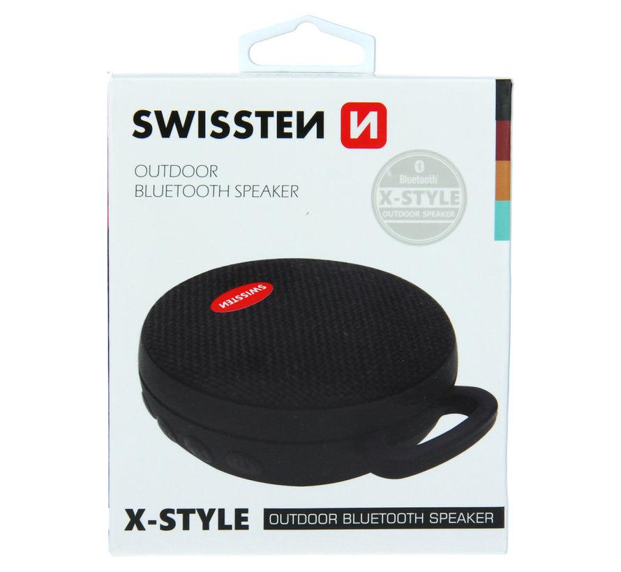 Swissten Bluetooth Speaker X-Style Zwart