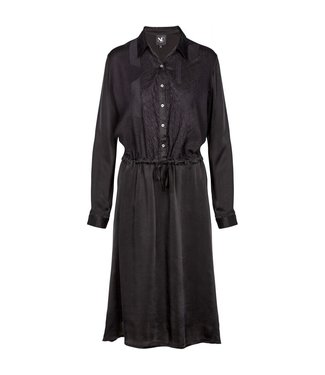 NÜ Denmark NU Denmark  zwarte jurk 6176-24