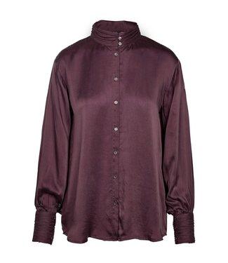 NÜ Denmark NU Denmark blouse bordeaux 6176-43