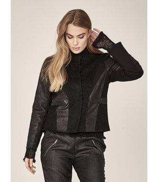 NÜ Denmark NU Denmark jacket ILLA zwart