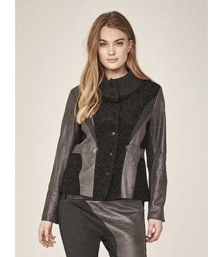 NÜ Denmark NU Denmark jacket ILLA grijs