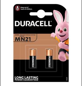 Duracell Batterij 12v MN21 blister 2