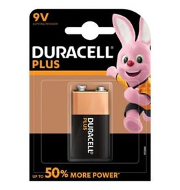 Duracell Batterij Plus Power Duralock 9v blister 1