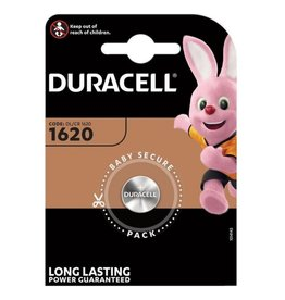 Duracell Knoopcel batterij CR1620 blister 1