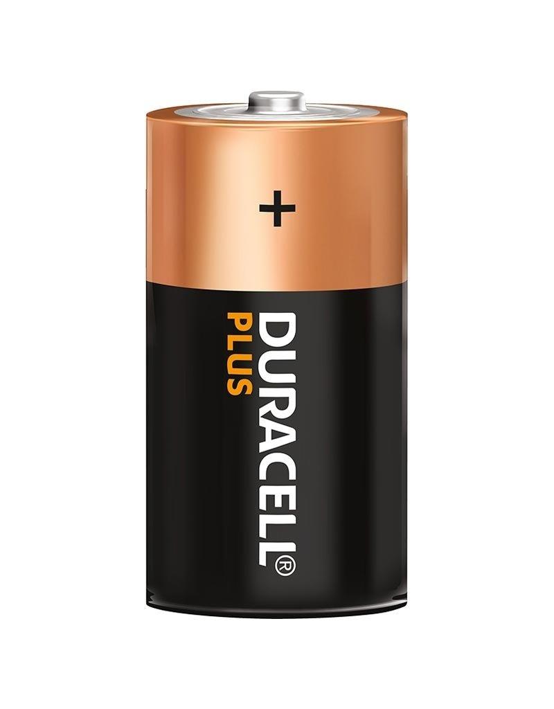 Duracell Batterij Plus Power C/LR14 blister 2