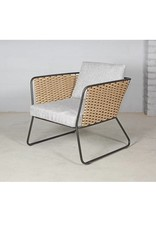 Jabulo Design Lounge Sessel Camps Bay Rattan