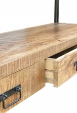 Jabulo Industrial side board Liverpool Metall Holz Vintage Retro