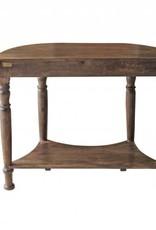 Jabulo Konsole Ivy Halbrunder Tisch Landhaus Vintage
