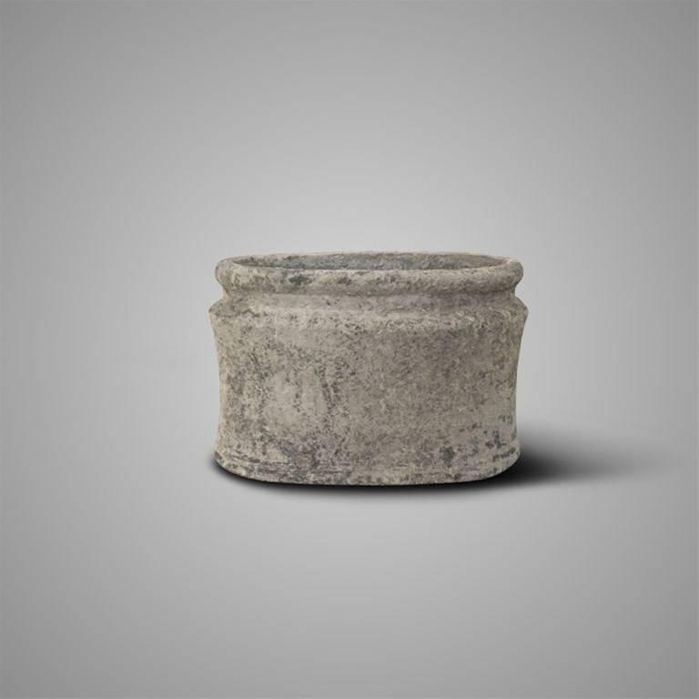 BRYNXZ Pot Ovaal Rustic 45x17x25