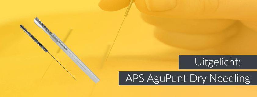 Uitgelicht: APS AguPunt Dry Needling