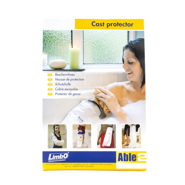 Able2 Aqua Protect gips- en verbandbeschermer