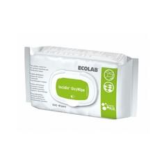 Ecolab Incidin oxyWipe –( 6x 100pcs=doos)