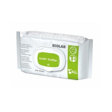 Ecolab  Incidin oxyWipe (6x 100pcs)
