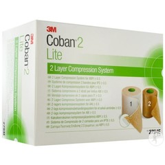 3M 3M™ Coban™ 2 Lite, Compressie Laag