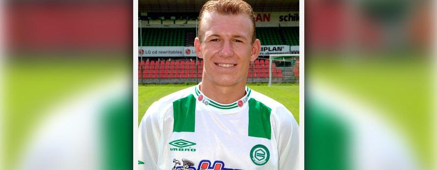 debuut Arjen Robben