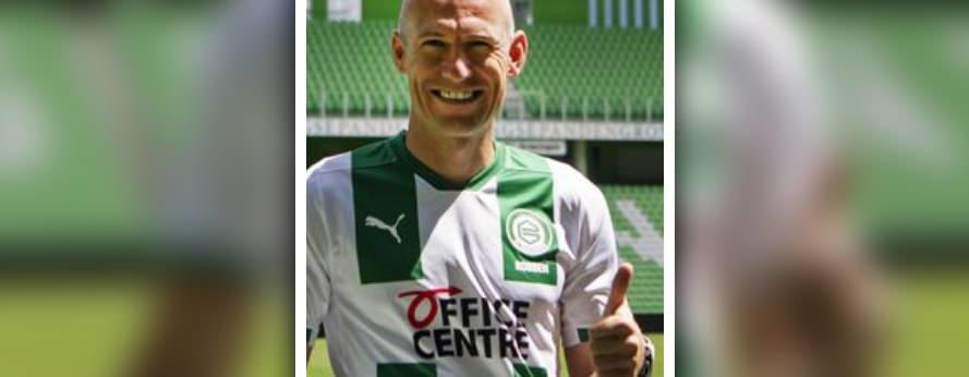 glansrijke carrière Arjen Robben