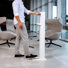 Disporta Disporta Handsfree dispenser met voetbediening
