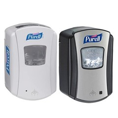 Purell LTX-7 No Touch dispenser